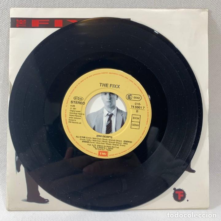 Discos de vinilo: SINGLE THE FIXX - HOW MUCH IS ENOUGH - EUROPA - AÑO 1991 - Foto 3 - 234903430