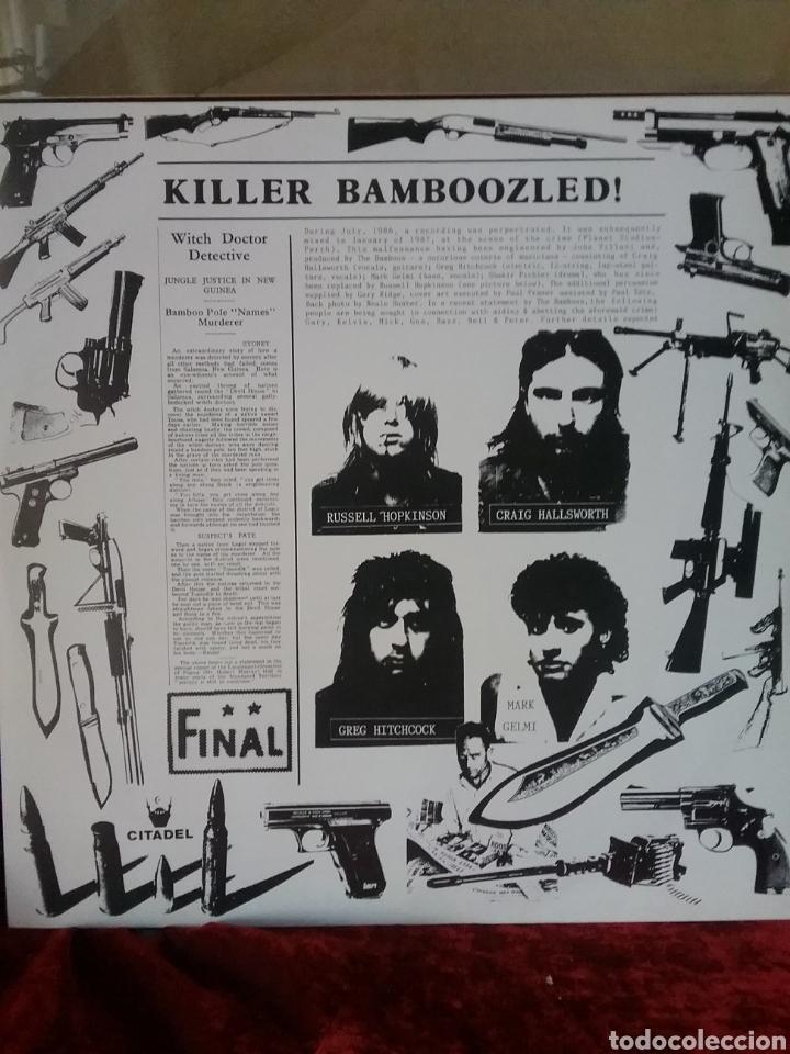 Discos de vinilo: THE BAMBOOS 1984 CLEOPATRA RELEASES Australia - Foto 3 - 234905425