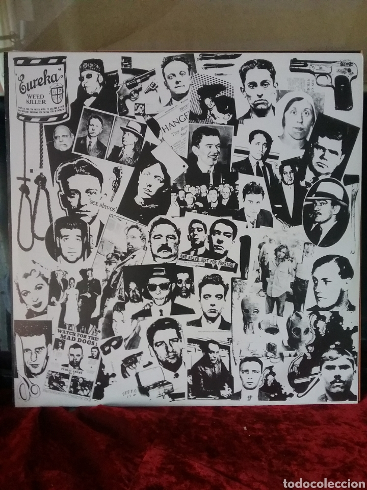 Discos de vinilo: THE BAMBOOS 1984 CLEOPATRA RELEASES Australia - Foto 4 - 234905425