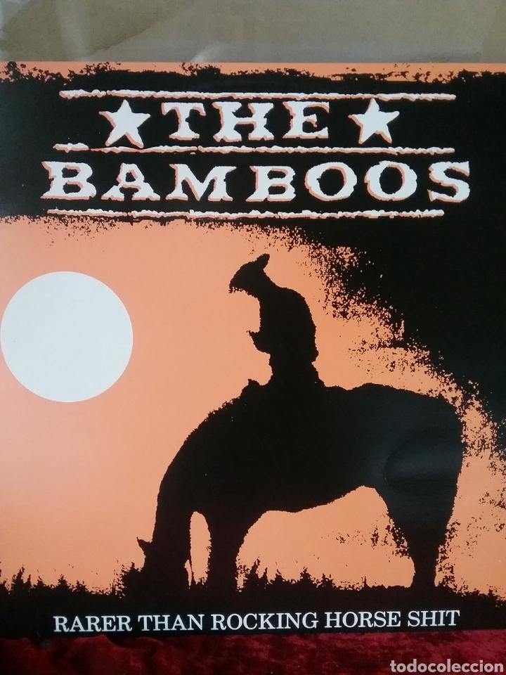 THE BAMBOOS 1984 CLEOPATRA RELEASES AUSTRALIA (Música - Discos - LP Vinilo - Pop - Rock - New Wave Extranjero de los 80)