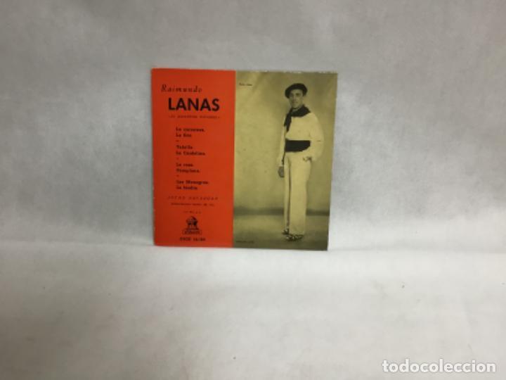 Discos de vinilo: RAIMUNDO LANAS, DISCO - Foto 2 - 234907585