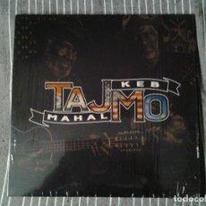 Discos de vinilo: TAJ MAHAL & KEB MO -TAJMO- LP CONCORD RECORDS 2017 ED. EUROPEA 88072 02465 NUEVO. Lote 234914255