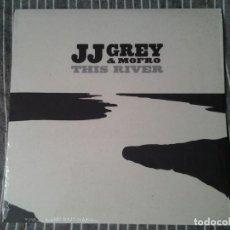 Discos de vinilo: JJ GREY & MOFRO -THIS RIVER- LP ALLIGATOR RECORDS AL 4953 PERFECTAS CONDICIONES, NUEVO ED. ORIGINAL. Lote 234915295