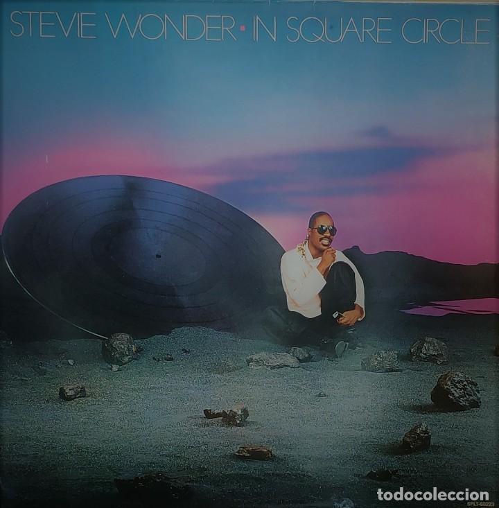 Discos de vinilo: SEIS VINILOS DE STEVIE WONDER - Foto 2 - 234927495