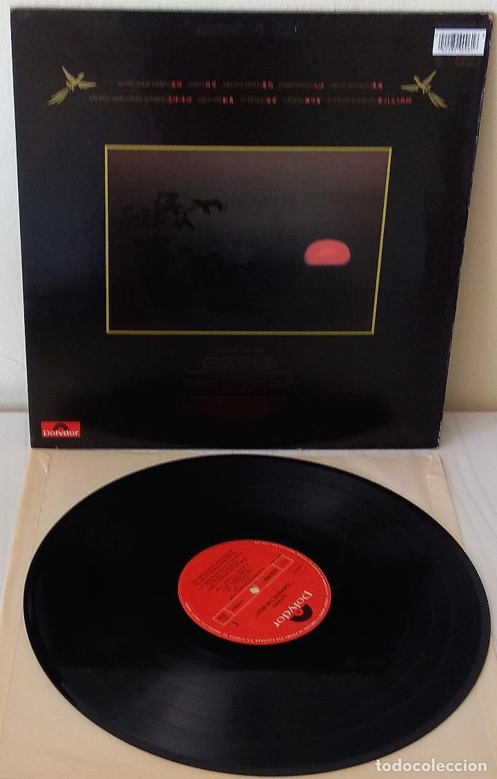 Discos de vinilo: KITARO - TOWARDS THE WEST POLYDOR - 1987 - Foto 2 - 234928950