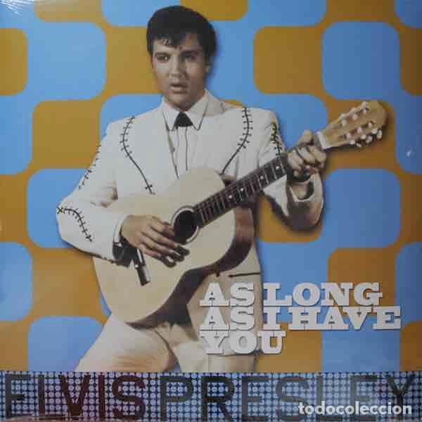 ELVIS PRESLEY AS LONG AS I HAVE YOU (LP) . VINILO RECOPILACIÓN REMASTERIZADO (Música - Discos - LP Vinilo - Rock & Roll)