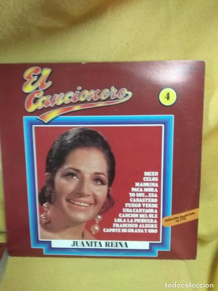 Discos de vinilo: LOTE 5 LP JOSELITO-LOLA FLORES-PERET-ESCOBAR-REINA - Foto 2 - 234936550