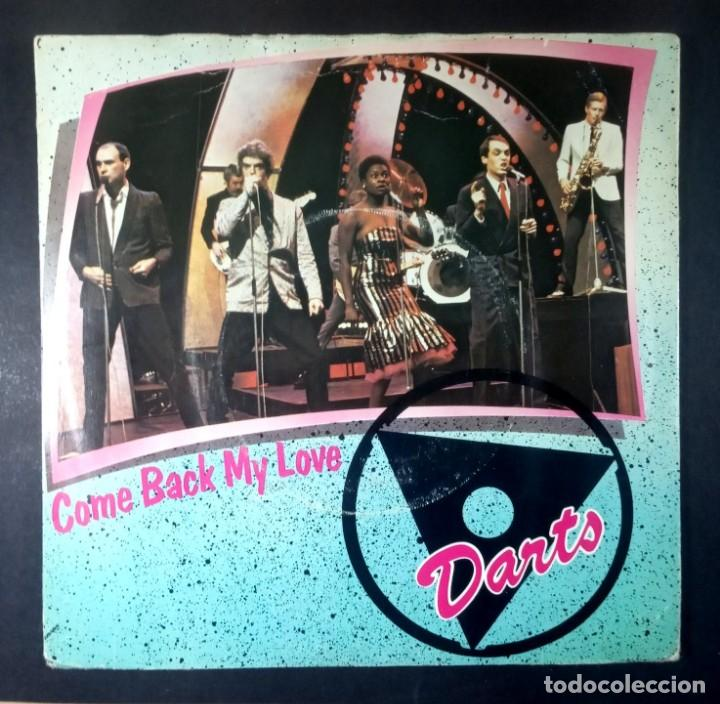 DARTS - COME BACK MY LOVE / NAFF OFF - SINGL UK 1977 - MAGNET (Música - Discos - Singles Vinilo - Pop - Rock - Extranjero de los 70)