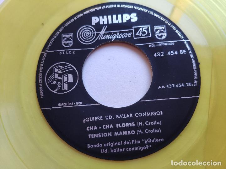 Discos de vinilo: BRIGITTE BARDOT - EP Spain PS - MINT * OST QUIERE VD. BAILAR CONMIGO - Foto 4 - 234942965