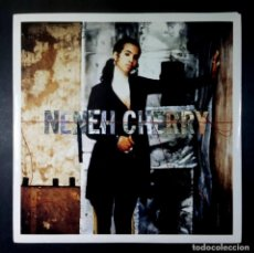 Discos de vinilo: NENEH CHERRY - MONEY LOVE / TWISTED - SINGLE UK 1992 - CIRCA. Lote 234943460