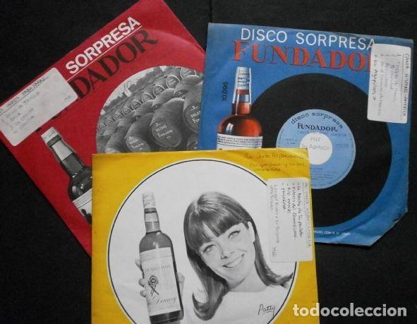 CANTA HISPANO-AMERCIA (LOTE 3 EPS 1966 FUNDADOR) LOS AGAPULCOS, INDIOS TABAJARAS, ENRIQUE RIVAS (Música - Discos de Vinilo - EPs - Grupos y Solistas de latinoamérica)