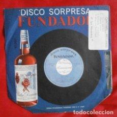 Discos de vinilo: CANCION MEXICANA (EPS 1964 FUNDADOR) CONJUNTO LOS MARIACHIS - YO NO ME CASO, MEXICO LINDO, DEVOCION. Lote 234986015