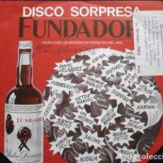 Discos de vinilo: JOTAS NAVARRAS (LOTE 1 EPS 1970 FUNDADOR) LOS HERMANOS ANOZ. Lote 234991970