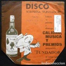 Discos de vinilo: JAZZ BIG BAND (LOTE 1 EPS 1962 FUNDADOR) HUCK KEEPARD Y SU ORQUESTA - LET'S DANCE. Lote 234994130