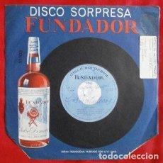 Discos de vinilo: CONJUNTO LIVERPOOL (EP. 1966 FUNDADOR) VETE YA - HULLY GULLY - MIRAME - LOS CUATRO MULEROS. Lote 234995530