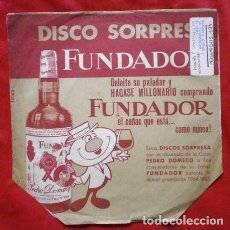 Discos de vinilo: LOS SHOWMEN (EP. 1966 FUNDADOR) ZORONGO GITANO - LA CUCARACHA - LOS 4 MULEROS - EL VITO. Lote 234995860