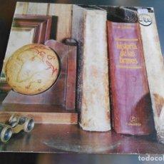 Discos de vinilo: BRAVOS, LOS - HISTORIA DE LOS BRAVOS -, 2 LP, NO SE MI NOMBRE + 23, AÑO 1978. Lote 235018190