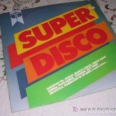 Discos de vinilo: SUPER DISCO VARIOS LP 1986. Lote 235021420