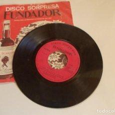 Discos de vinilo: VINILO DISCO SORPRESA FUNDADOR FORMULA V. Lote 235024960