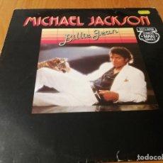 Discos de vinilo: MAXI SINGLE 1982 MICHAEL JACKSON BILLIE JEAN 12 INCH MAXI SINGLE HOLLAND. Lote 235025490