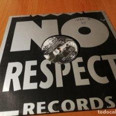 Discos de vinilo: MAXI SINGLE 1997 RU-RAPENTE ANTS WITHIN SIGHT MR. PUMPKIN. Lote 235027580