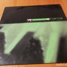 Discos de vinilo: MAXI SINGLE 1998 SHEILA TOTAL ECLIPSE OF THE HEART. Lote 235027900