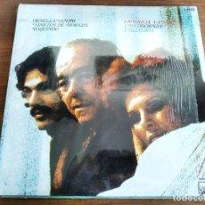 Discos de vinilo: ORNELLA VANONI, VINICIUS DE MORAES, TOQUINHO **** SOBERBIO LP BOSSA,GRAN ESTADO LP ESPAÑOL 1975. Lote 235032240
