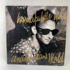 Discos de vinilo: LP - VINILO IMMACULATE FOOLS - ANOTHER MAN'S WORLD + ENCARTE - ESPAÑA - AÑO 1990. Lote 235041250