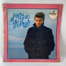 Discos de vinilo: LP - VINILO BOBBY SOLO - LA VIE EN ROSE - ITALIA - AÑO 1966. Lote 235051030