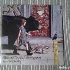 Discos de vinilo: RED HOT CHILI PEPPERS - THE GETAWAY- DOBLE LP WARNER BROS 2016 555239 ED. ORIGINAL AMERICANA NUEVO. Lote 235060830