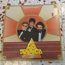 Discos de vinilo: LP LA TRINCA - ¿QUESQUESÉ QUE MERECE?. Lote 235085170
