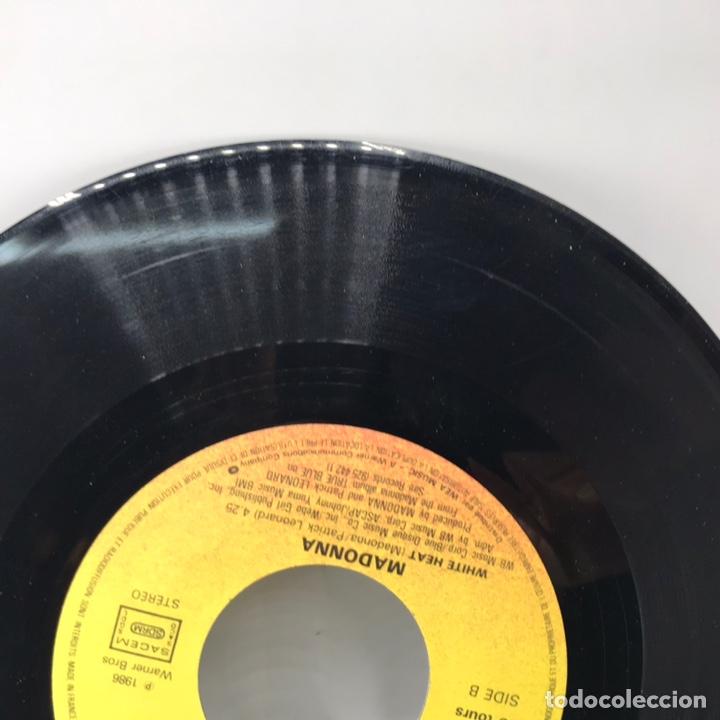 Discos de vinilo: EP madonna who's that girl y mechero SINGLE - Foto 8 - 235085420