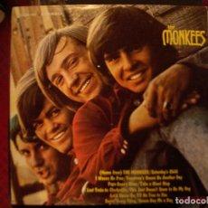 Discos de vinilo: THE MONKEES- MEET THE MONKEES. LP. ORIG USA STEREO.. Lote 235086925