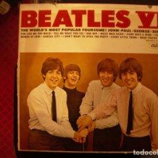 Discos de vinilo: THE BEATLES- BEATLES VI. ORIG USA.. Lote 235089310