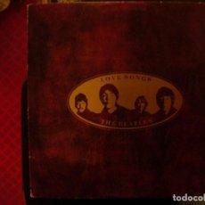 Discos de vinilo: THE BEATLES- LOVE SONGS. DOBLE LP.. Lote 235089950