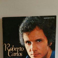 Discos de vinilo: LP .DE ROBERTO CARLOS. -- EDITADO POR CBS.EN 1979. Lote 235093665