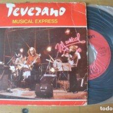 Discos de vinilo: DISCO SINGLE TEVERANO CEL DE NIT, MUSICAL EXPRESS, 1980. Lote 235098820