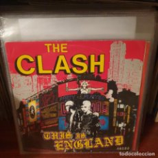 Dischi in vinile: THE CLASH / THIS IS ENGLAND / CBS 1985. Lote 235102290