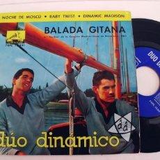Discos de vinilo: DUO DINAMICO-EP BALADA GITANA +3. Lote 235102670
