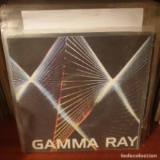 Discos de vinilo: GAMMA RAY / IF ONLY EVERYTHING... / NOT ON LABEL. Lote 235107895
