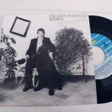 Discos de vinilo: EDUARDO RODRIGUEZ RODWAY-SINGLE LEJANA ESTRELLA. Lote 235107910