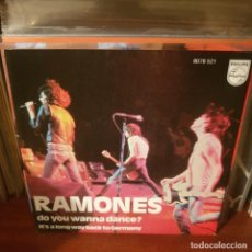 Dischi in vinile: RAMONES / DO YOU WANNA DANCE / NOT ON LABEL. Lote 235108335