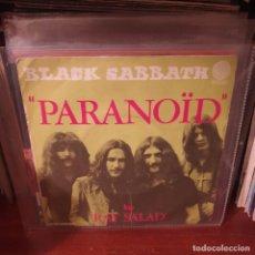 Discos de vinilo: BLACK SABBATH / PARANOID / EDICIÓN FRANCESA / VERTIGO 1970. Lote 235110050