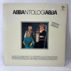 Discos de vinilo: LP - VINILO ABBA ANTOLOGÍA ABBA - VOLUMEN 2 - ESPAÑA - AÑO 1982. Lote 235112720