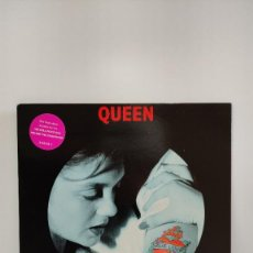 Discos de vinilo: QUEEN - TOO MUCH LOVE WILL KILL YOU PINK VINYL. Lote 235113920
