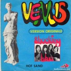 Discos de vinilo: THE SHOCKING BLUE - VENUS - SINGLE. Lote 235116185
