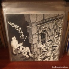 Discos de vinilo: UNDERDOG ! / UNDERDOG / BRIDGE NINE RECORDS. Lote 235116325