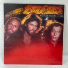 Discos de vinilo: LP - VINILO BEE GEES - SPIRITS HAVING FLOWN - DOBLE PORTADA + ENCARTE - ESPAÑA - AÑO 1979. Lote 235126040