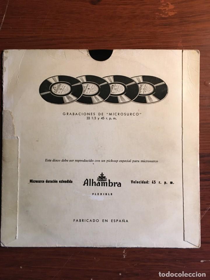 """Discos de vinilo: ep 7"""" ORFEON INFANTIL MEJICANO, con 4 temas edición española ALHAMBRA 60s - Foto 2 - 235137970"""