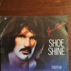 """Discos de vinilo: SINGLE 7"""" JIM CAPALDI - """"SHOE SHINE"""", POLYDOR 1979. Lote 235138500"""